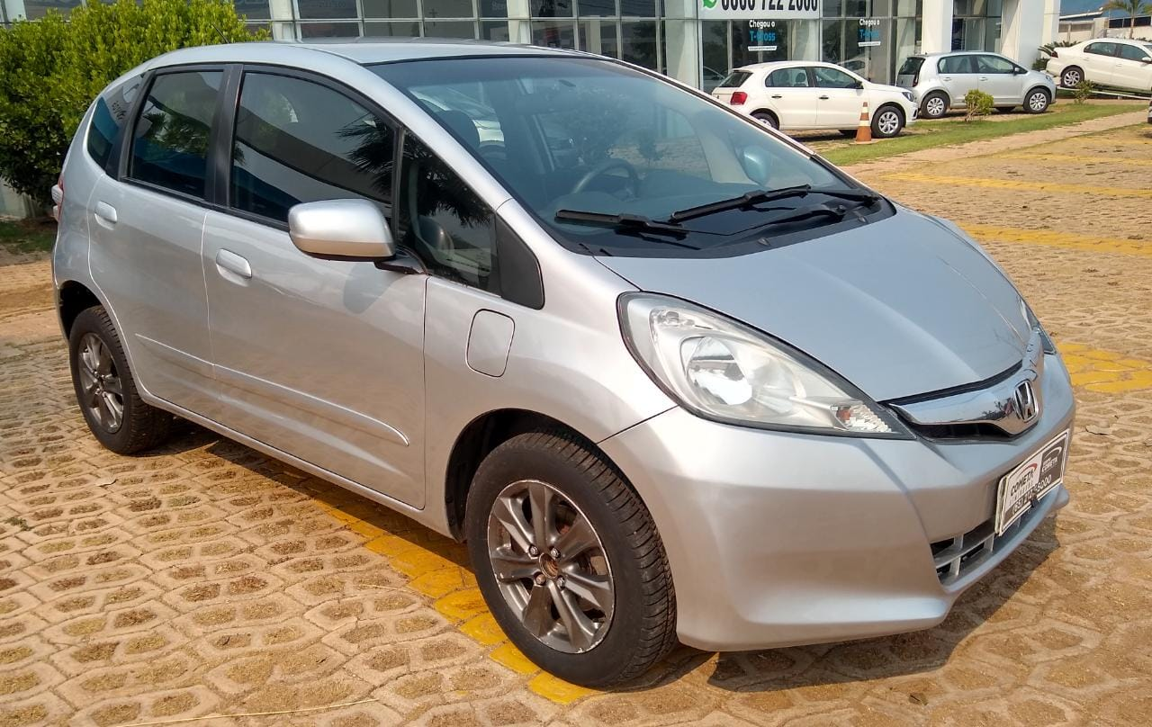 HONDA FIT FIT LX 1.4 (FLEX) (AUT)