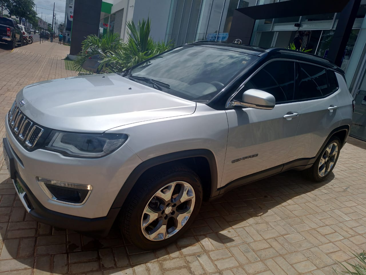 JEEP COMPASS COMPASS 2.0 LIMITED (AUT) (FLEX)