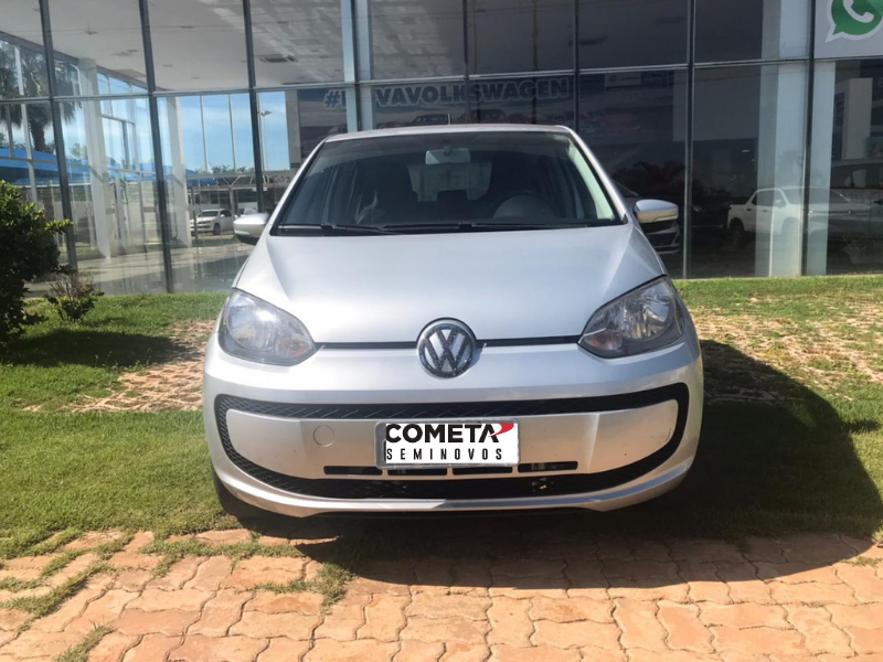 VOLKSWAGEN UP! UP! 1.0 12V TSI E-FLEX MOVE UP!