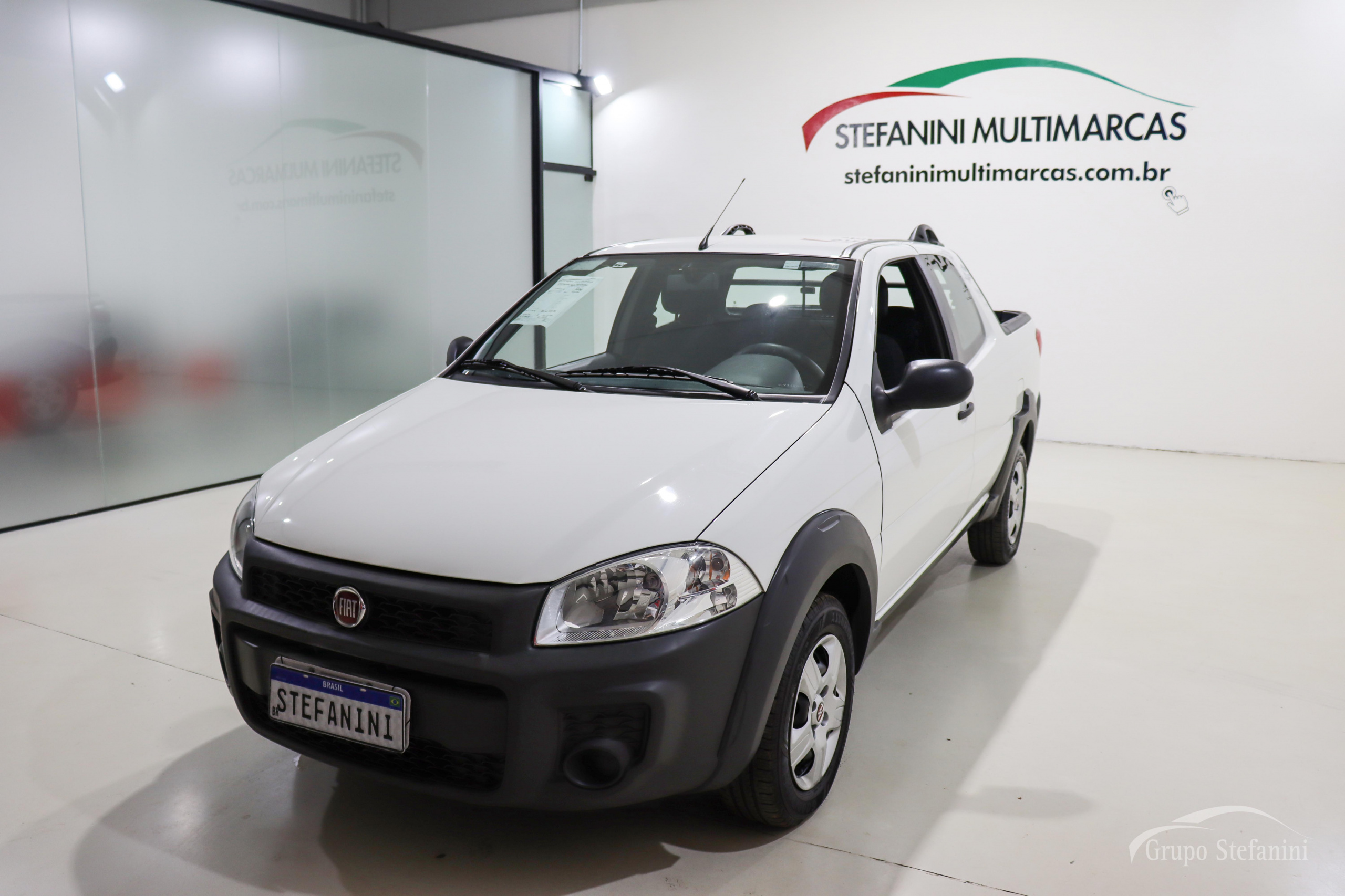 FIAT STRADA STRADA 1.4 CD HARD WORKING