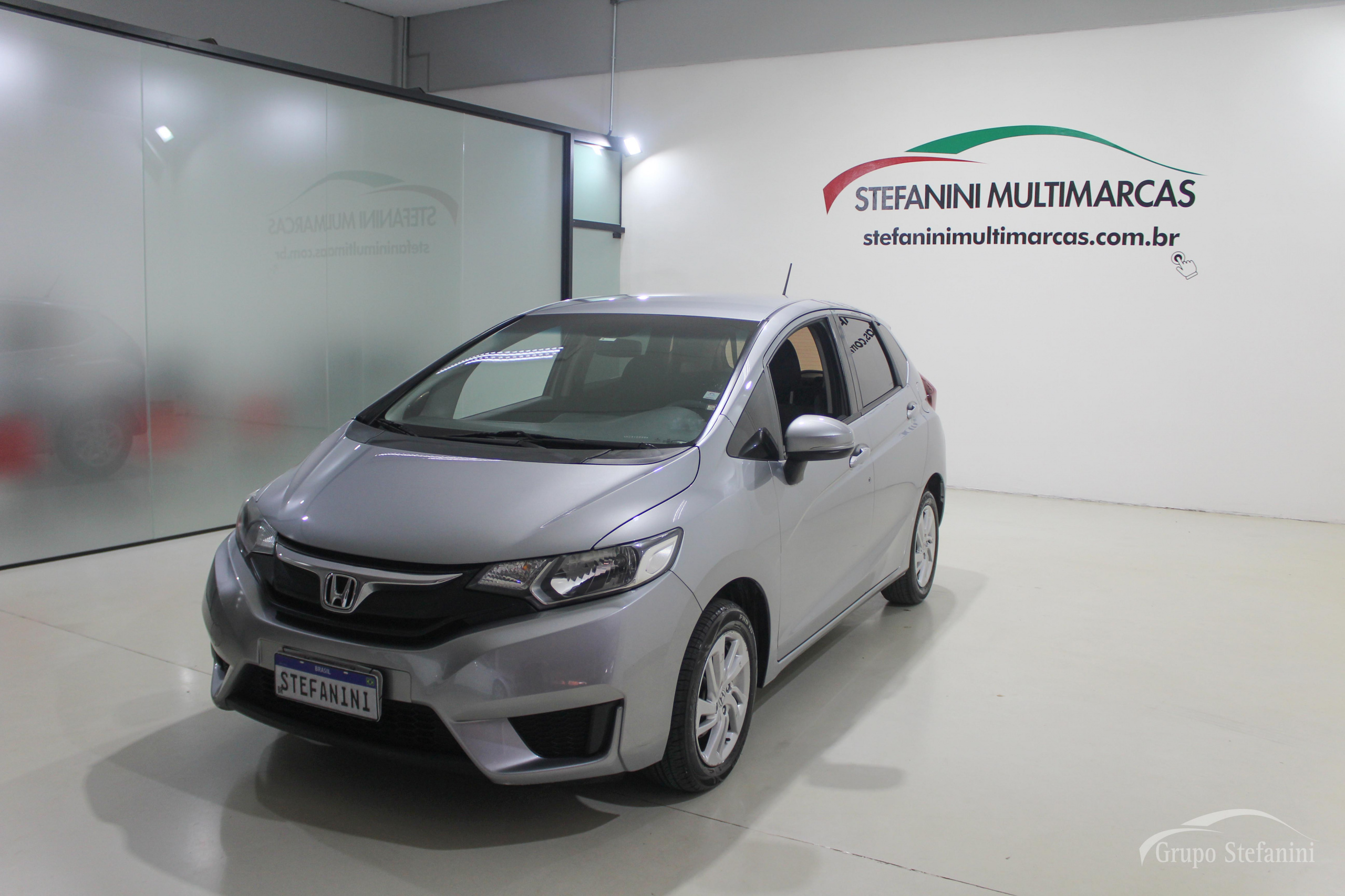 HONDA FIT FIT 1.5 16V DX CVT (FLEX)