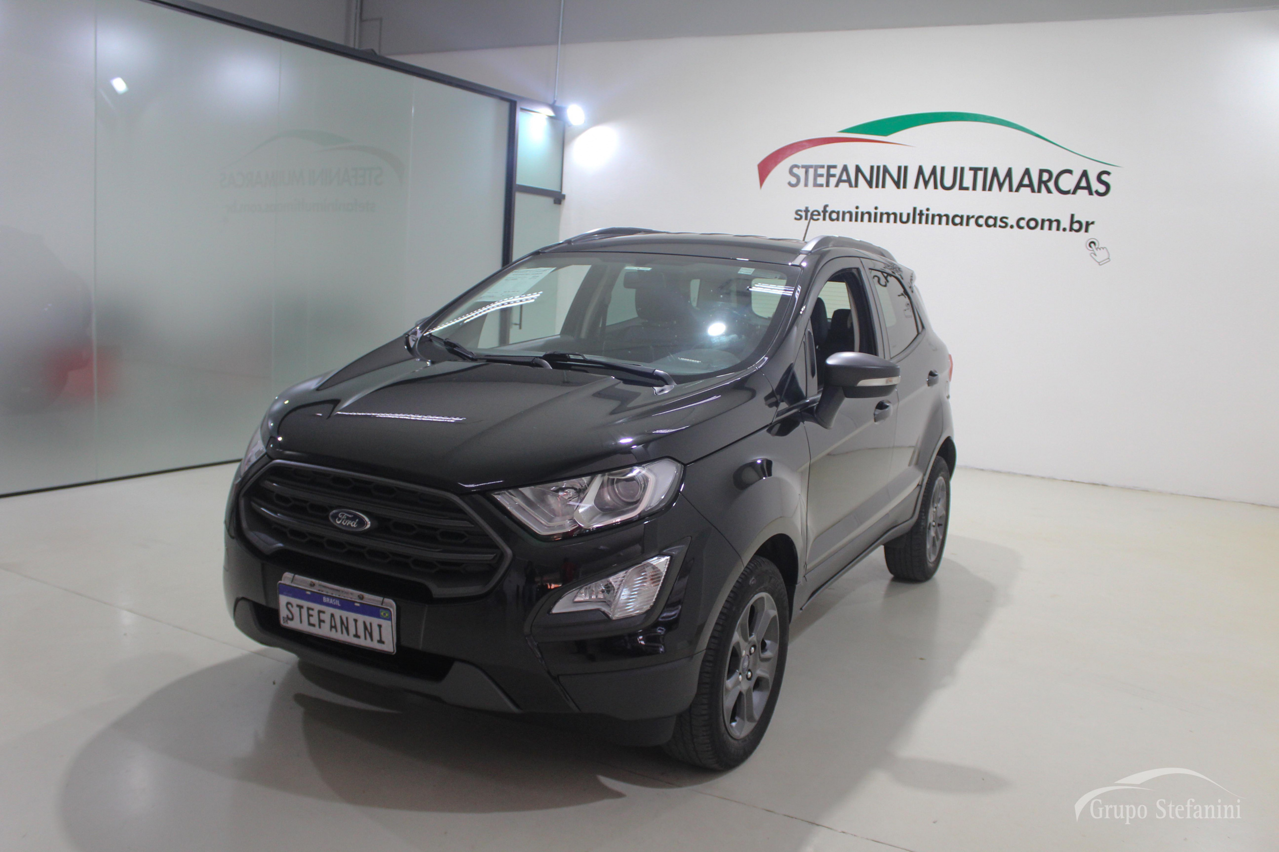 FORD ECOSPORT ECOSPORT FREESTYLE 1.5 (FLEX)