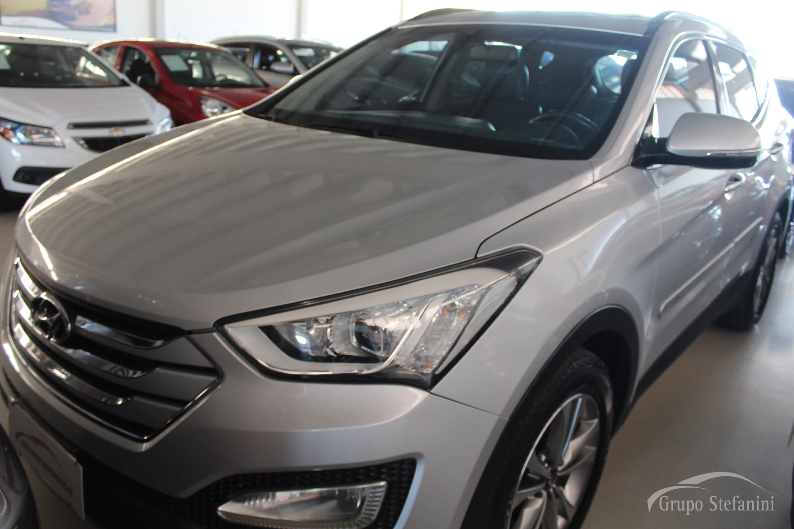 HYUNDAI SANTA FE 3.3 MPFI 4X4 V6 270CV GASOLINA 4P AUTOMÁTICO
