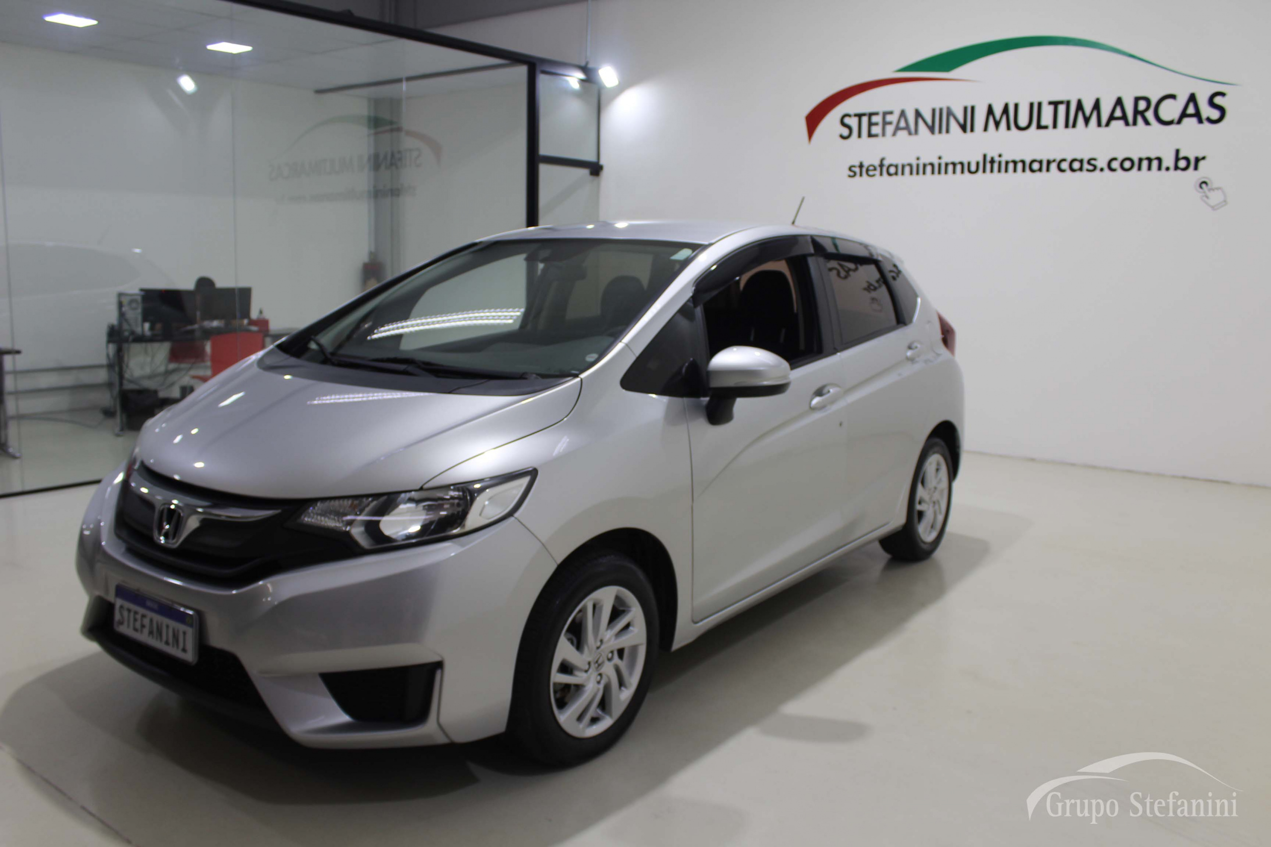 HONDA FIT FIT 1.5 LX CVT (FLEX)