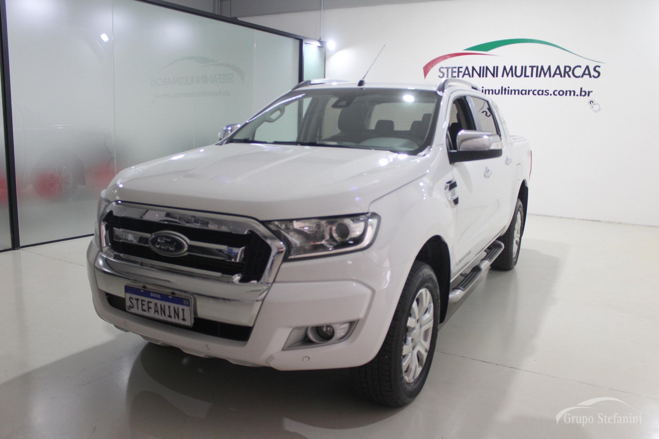 FORD RANGER (CABINE DUPLA) RANGER 3.2 TD LIMITED CD MOD CENTER 4X4 (AUT)