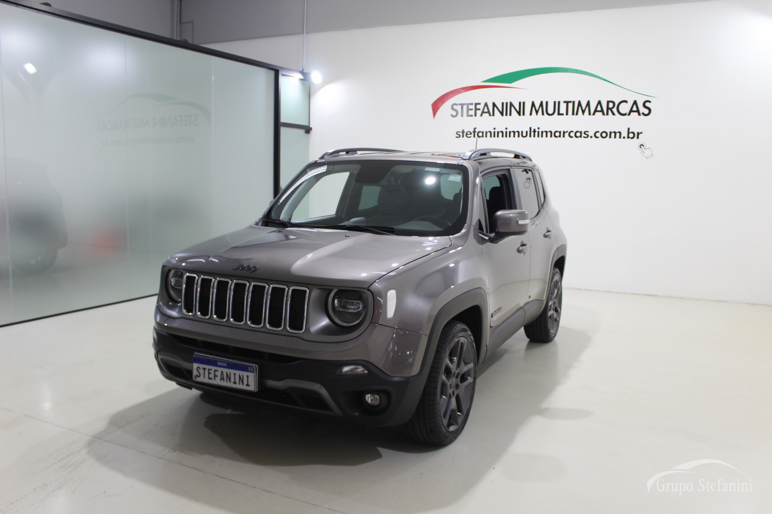 JEEP RENEGADE RENEGADE 1.8 LIMITED (AUT)