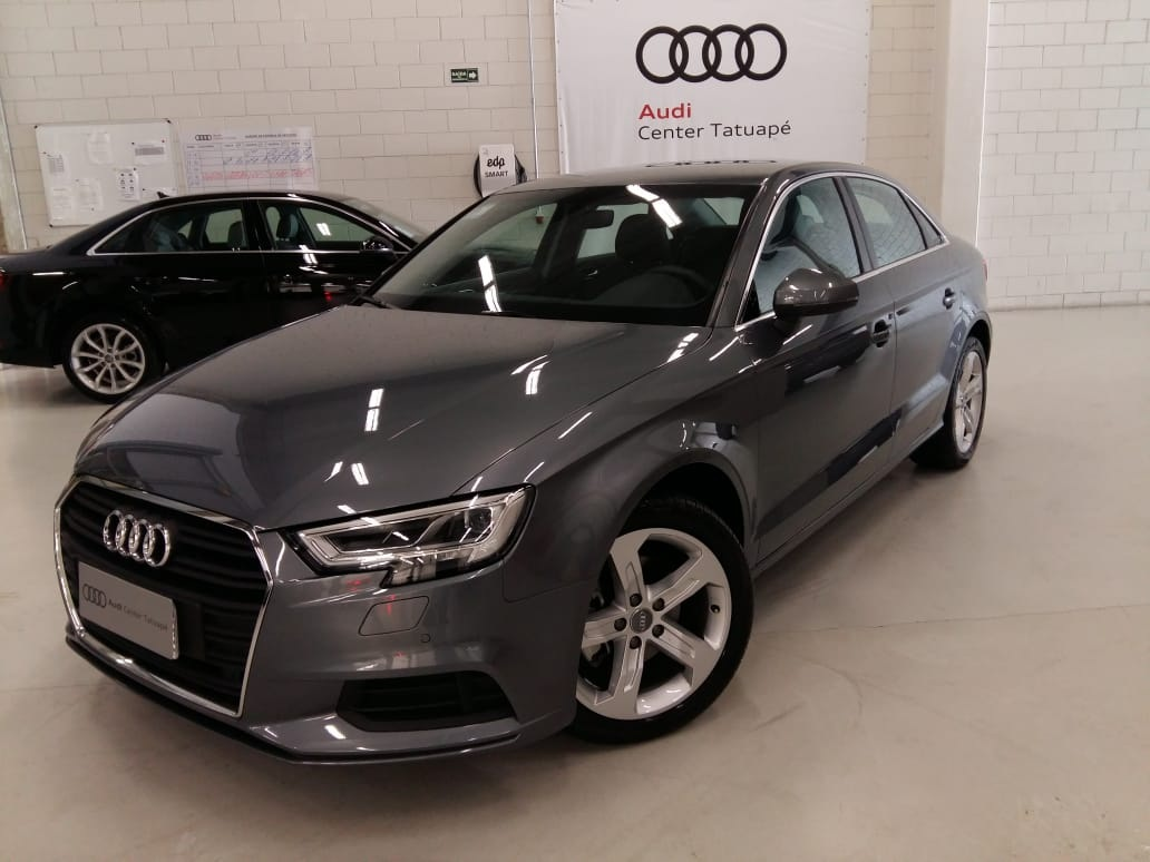 AUDI A3 SEDAN A3 SEDAN 1.4 PRESTIGE PLUS TIPTRONIC (FLEX)