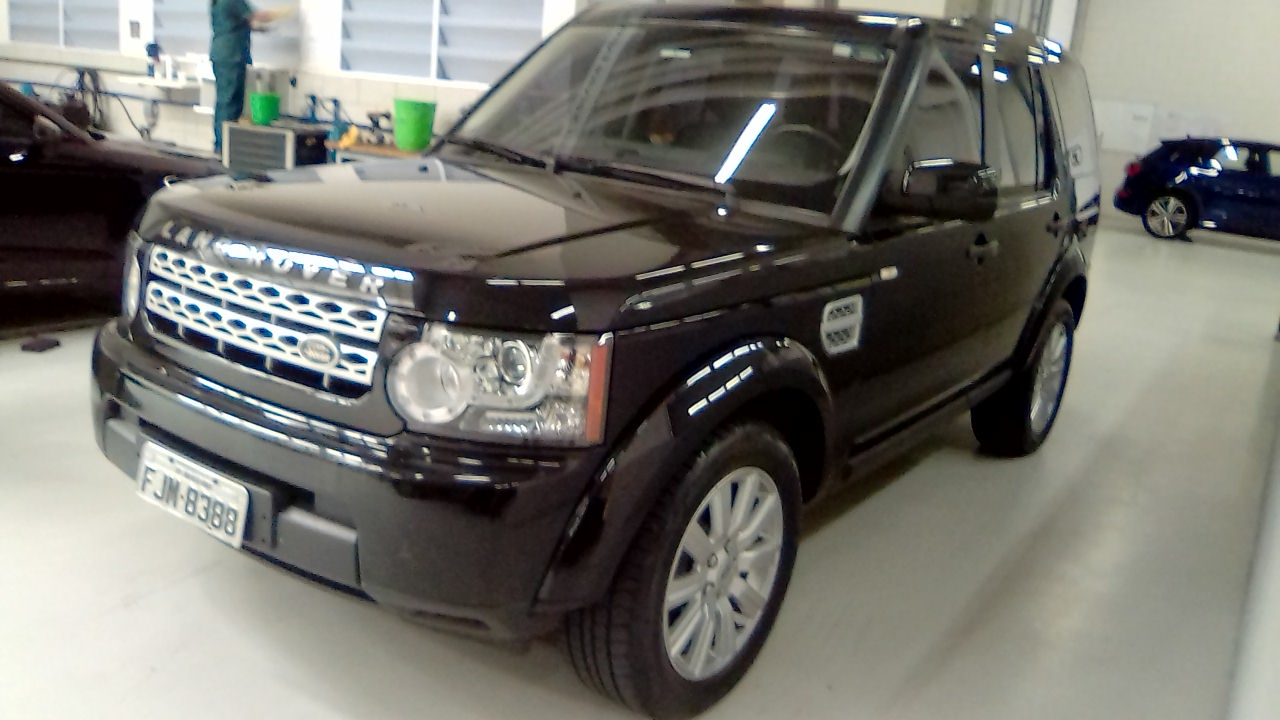 LAND ROVER DISCOVERY DISCOVERY 4 S 3.0 SDV6 4X4