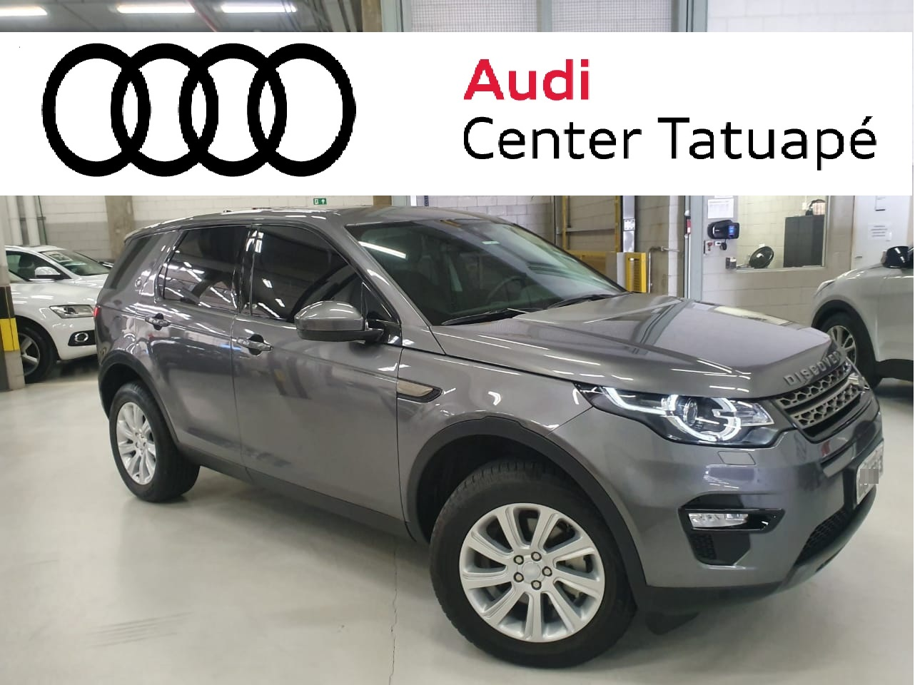 LAND ROVER DISCOVERY SPORT DISCOVERY SPORT 2.0 SI4 SE 4WD