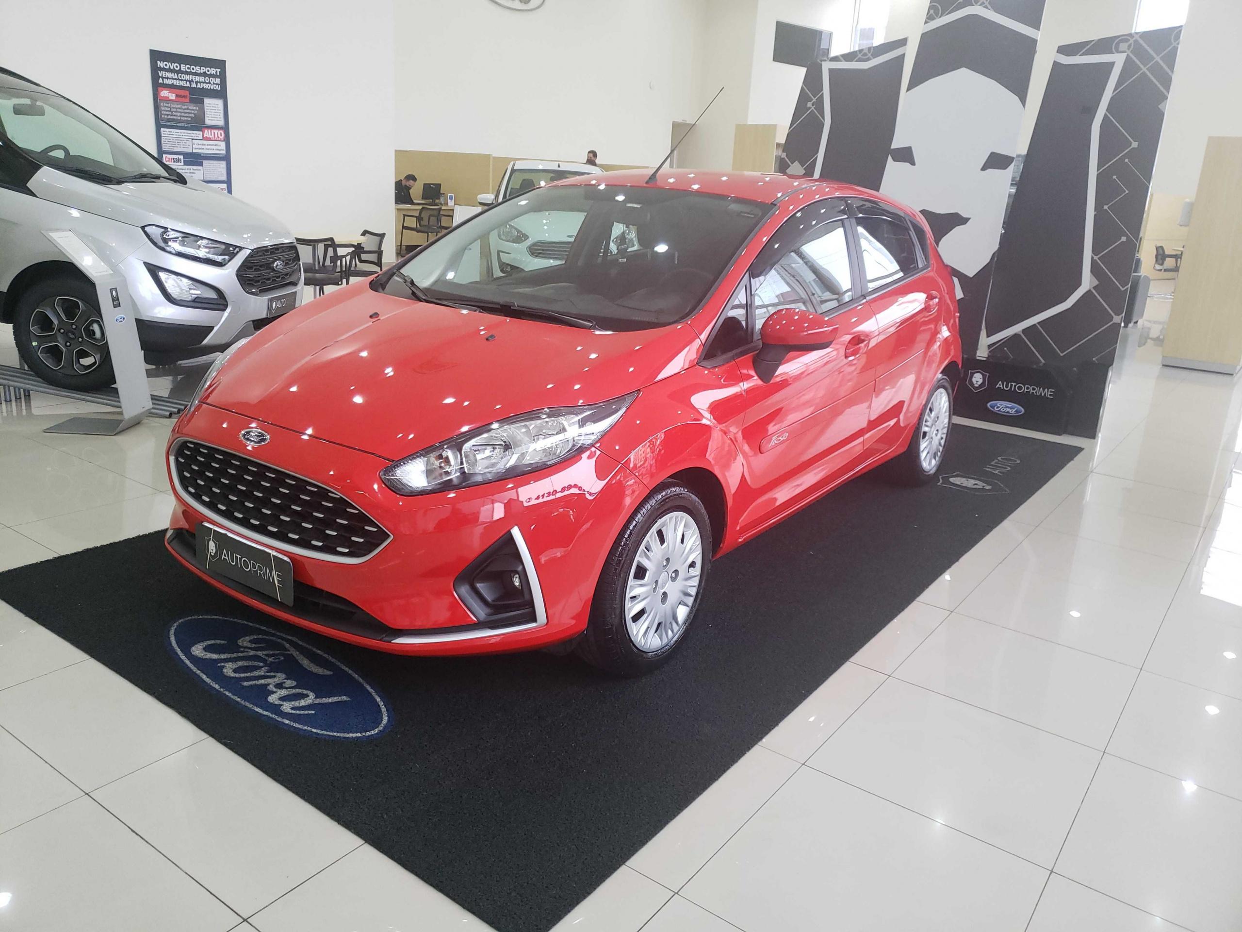 Ford NEW FIESTA HATCH NEW FIESTA 1.6 SE