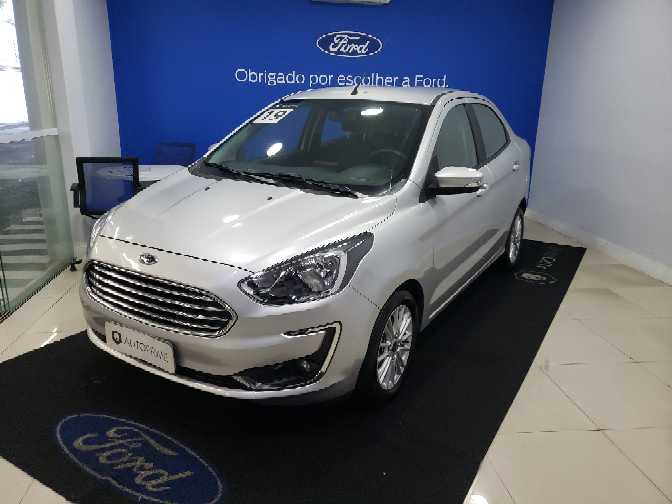 Ford KA+ KA SEDAN TITANIUM 1.5 (FLEX) (AUT)