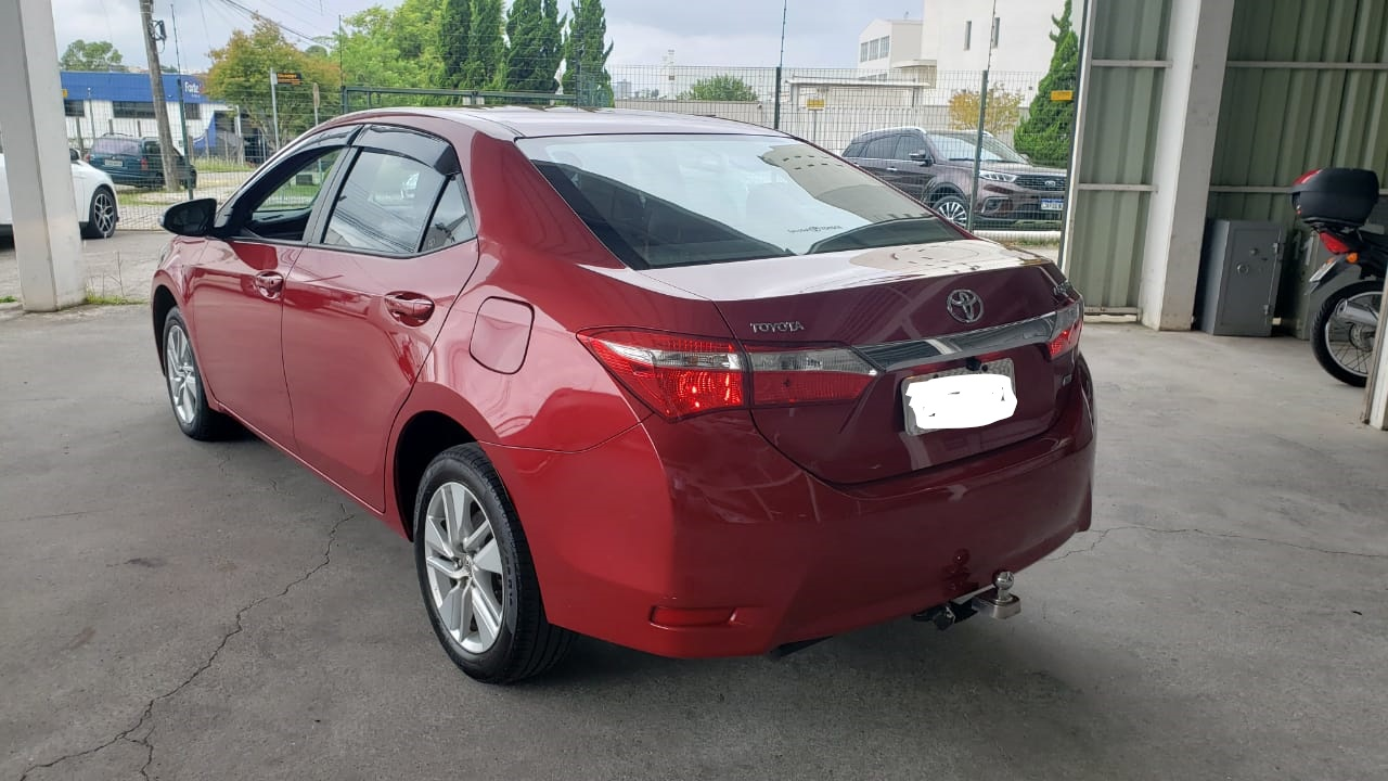corolla 1.8 gli upper multi drive flex 2017 caxias do sul