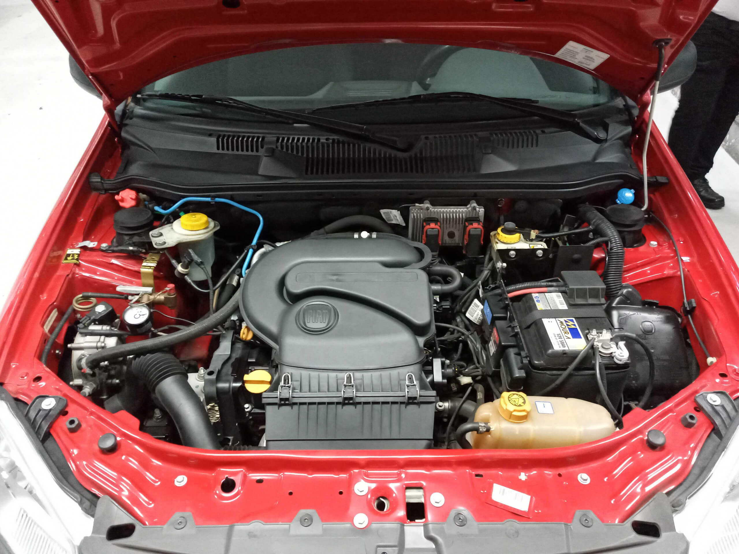 FIAT STRADA STRADA HARD WORKING 1.4 (FLEX) (CABINE DUPLA)