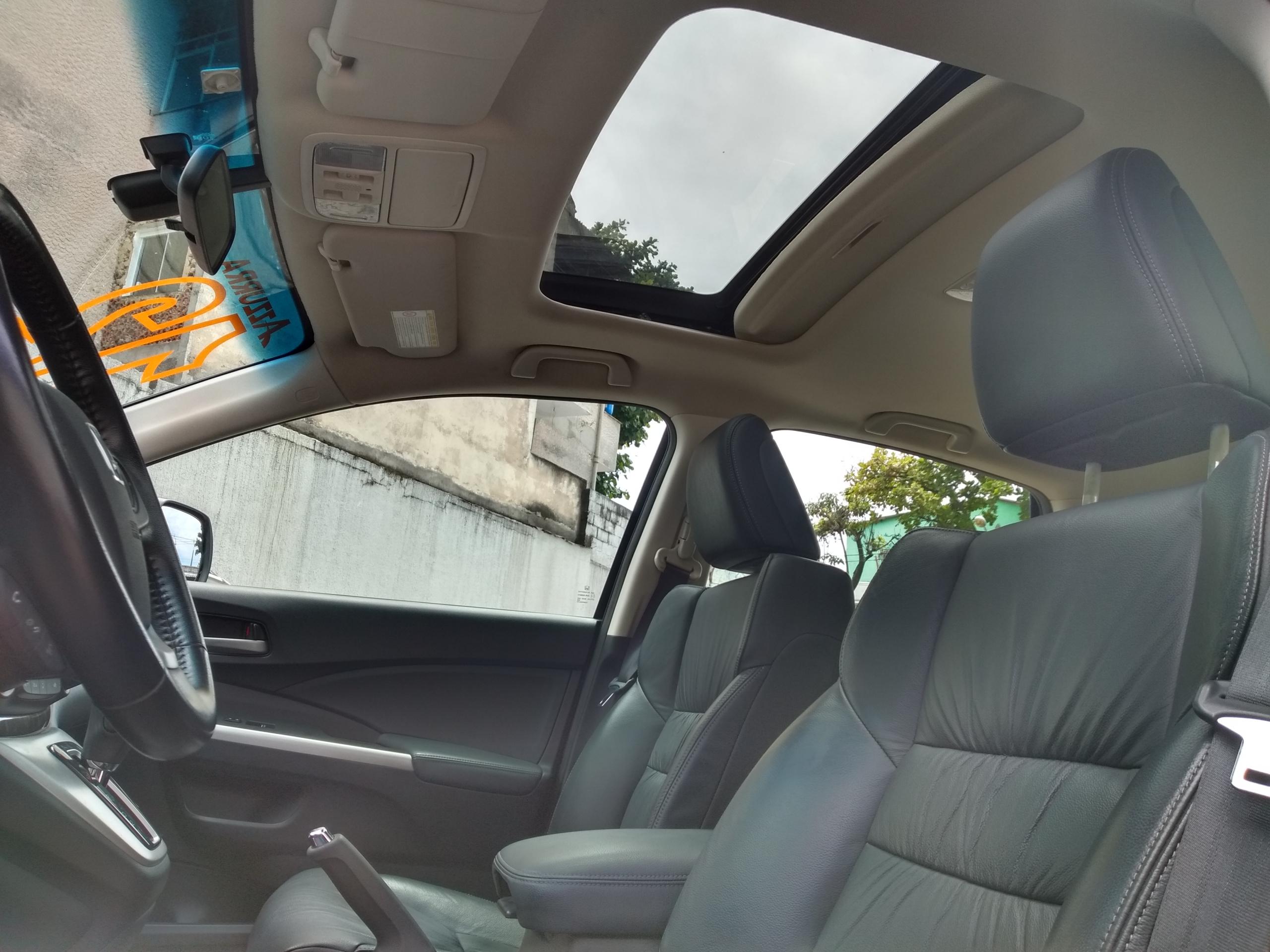 HONDA CR-V CR-V 2.0 16V 4X4 EXL (AUT)