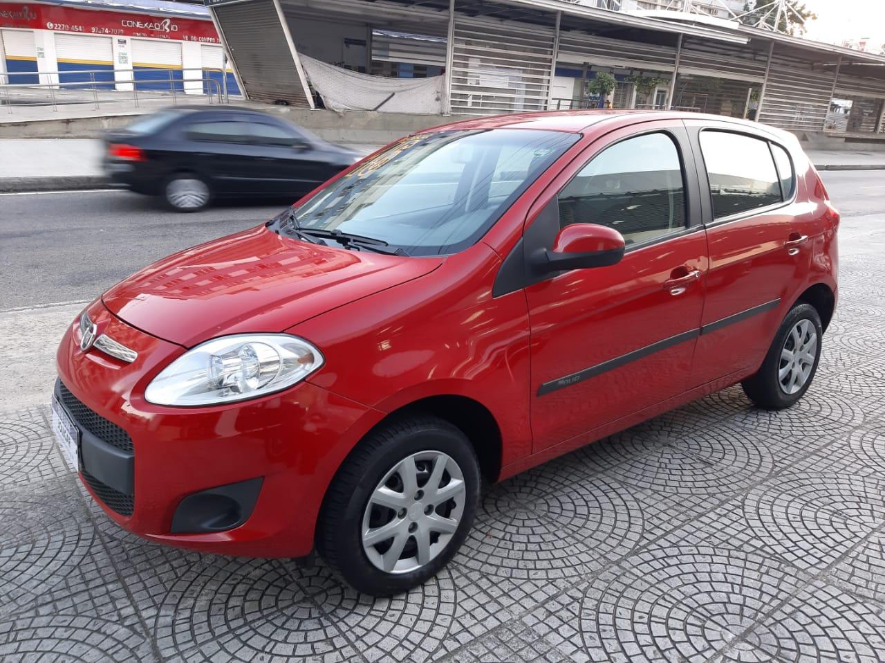 FIAT PALIO PALIO ATTRACTIVE 1.0 EVO (FLEX)