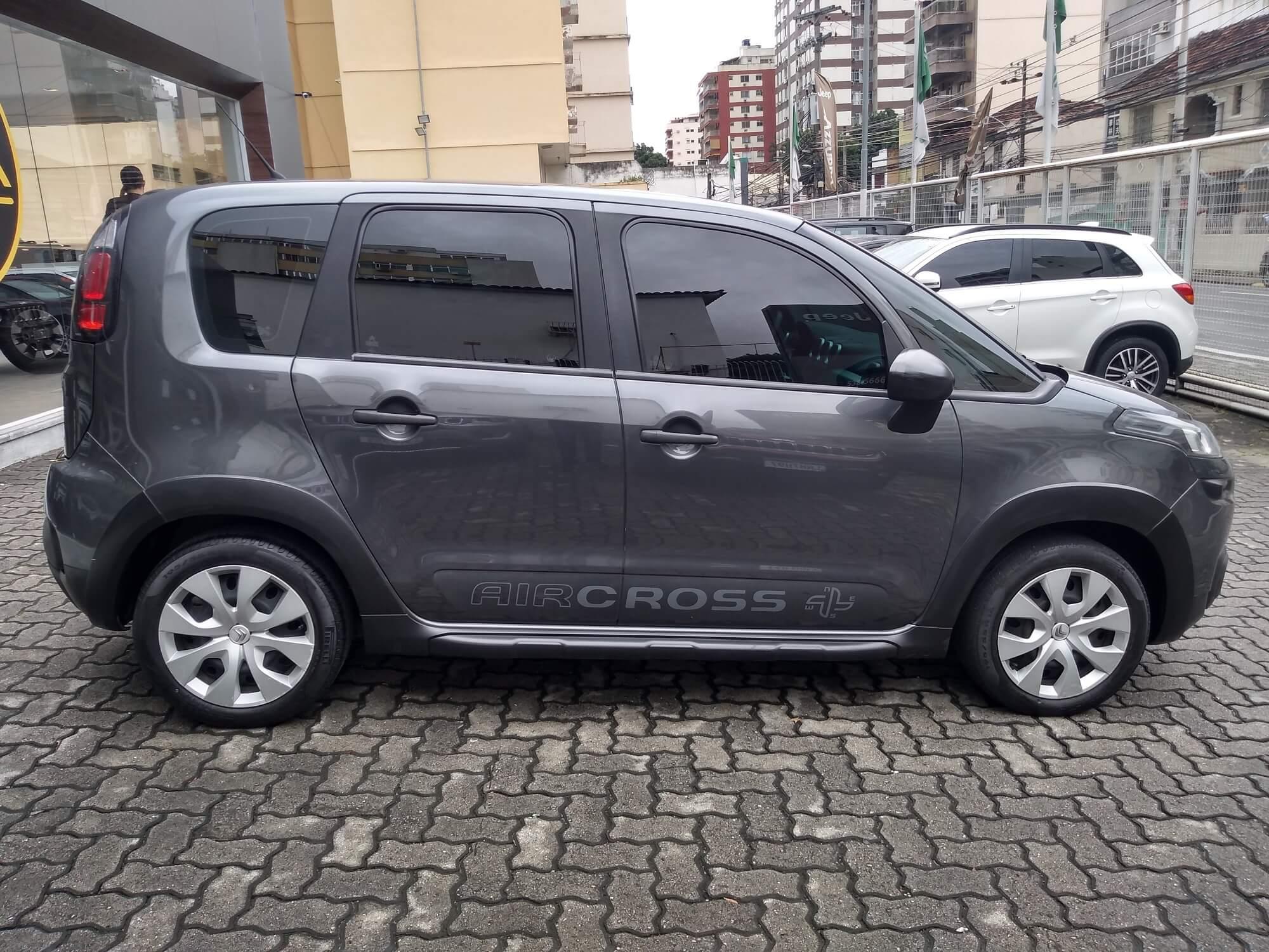 Citroën AIRCROSS AIRCROSS 1.6 16V START (FLEX)