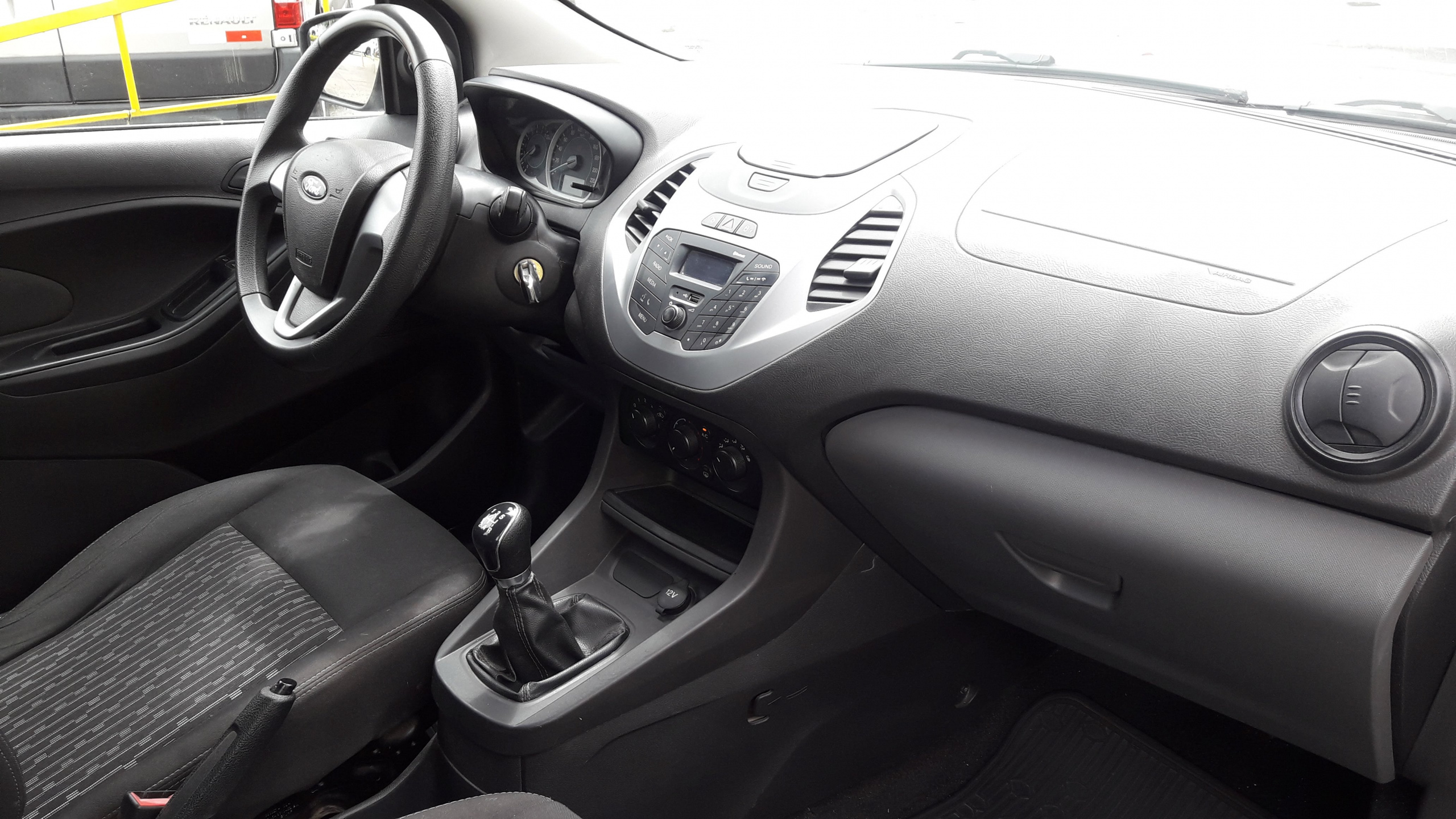 FORD KA KA HATCH SE 1.0 (FLEX)
